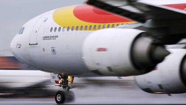 Avión de Iberia - Sputnik Mundo