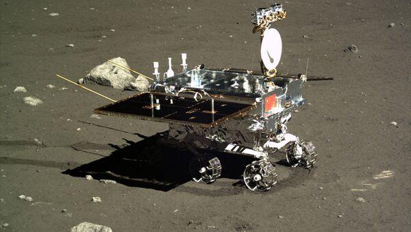 Yutu, primer robot lunar chino - Sputnik Mundo