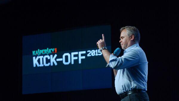 Director General de Kaspersky Lab, Evgeny Kaspersky - Sputnik Mundo