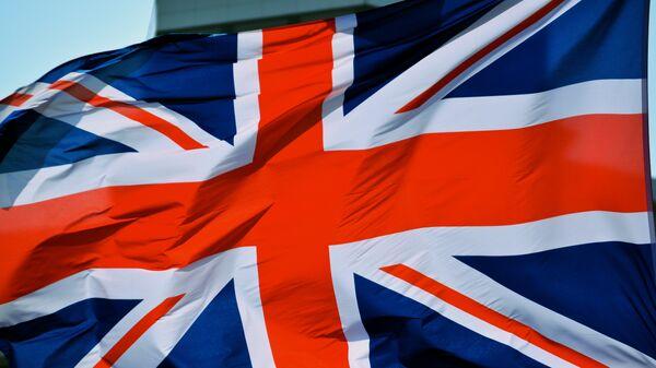 La bandera de Gran Bretaña - Sputnik Mundo