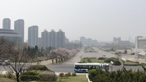 Pyonyang, capital de Corea del Norte - Sputnik Mundo