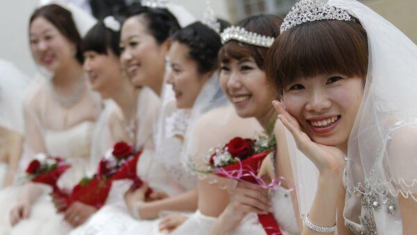 Las novias chinas - Sputnik Mundo