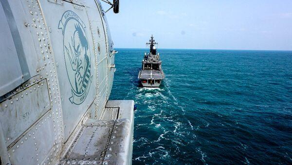 Destructor estadounidense USS Lassen - Sputnik Mundo