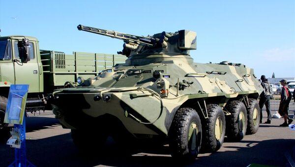 Vehículo blindado BTR-3E1 - Sputnik Mundo