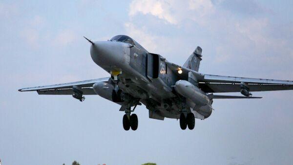 Fuerzas Aeroespaciales de Rusia en Siria - Sputnik Mundo
