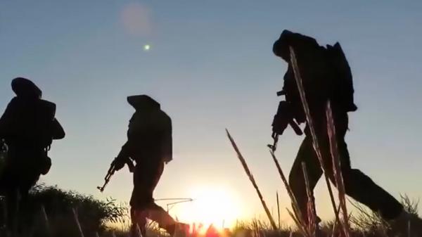 Unidades de élite de Hamás en acción - Sputnik Mundo