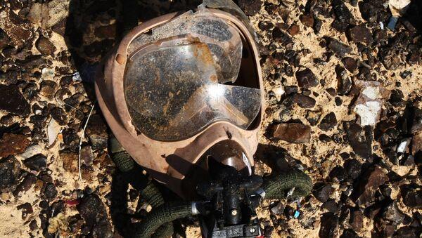 Lugar del siniestro del avión ruso en Egipto - Sputnik Mundo