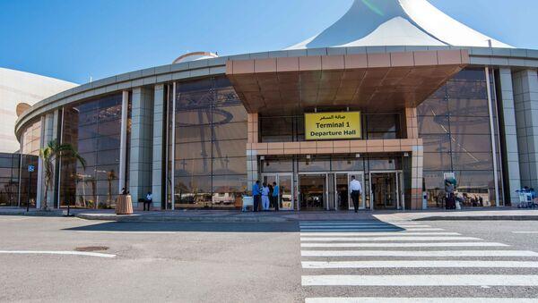Aeropuerto de Sharm al-Sheij - Sputnik Mundo