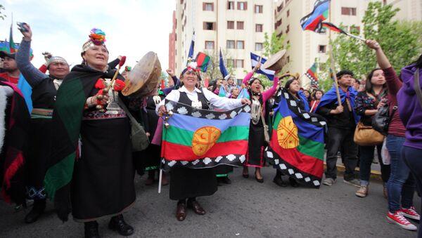 Mapuches - Sputnik Mundo