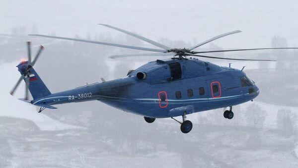 Helicóptero Mi-38 (archivo) - Sputnik Mundo