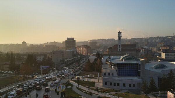Pristina, la capital de Kosovo - Sputnik Mundo