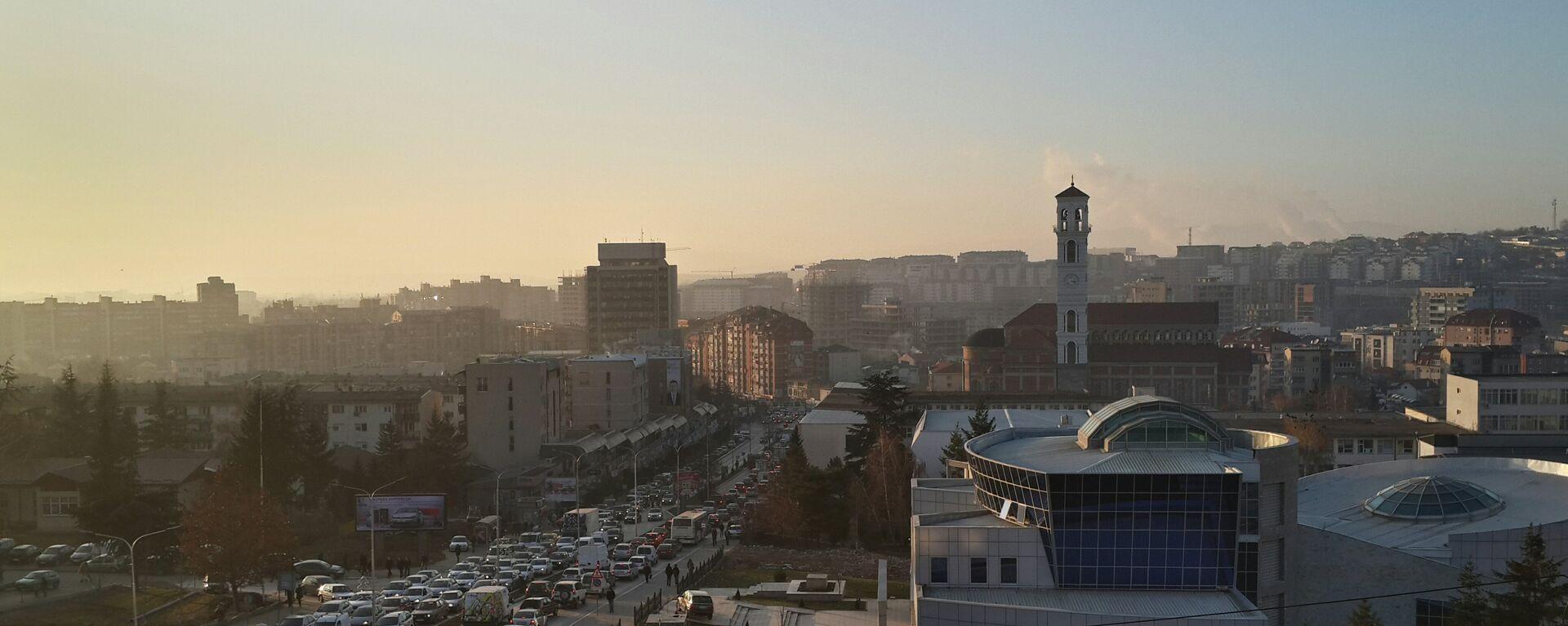 Pristina, la capital de Kosovo - Sputnik Mundo, 1920, 25.12.2017