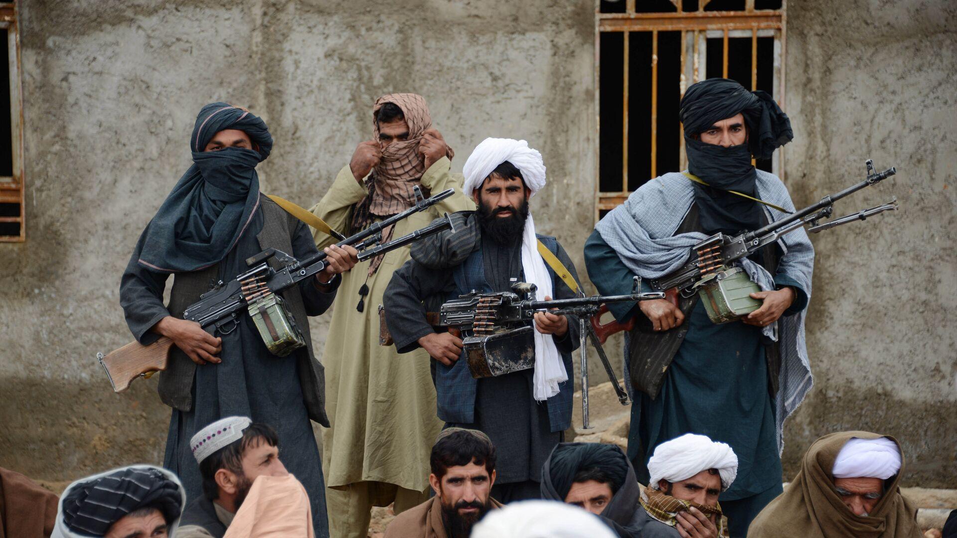 Talibanes afganos (archivo) - Sputnik Mundo, 1920, 22.03.2021