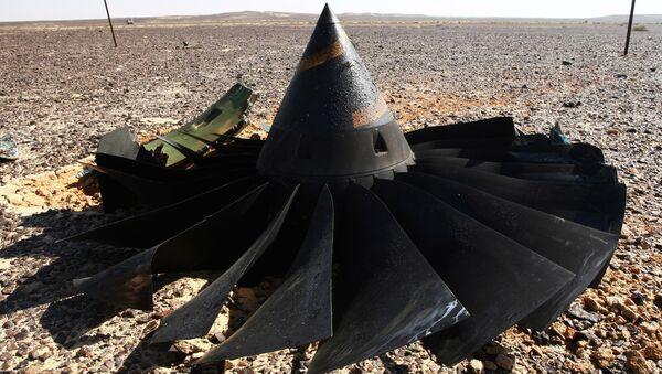 EEUU dispuesto a unirse a la investigación del siniestro del A321 en Egipto - Sputnik Mundo