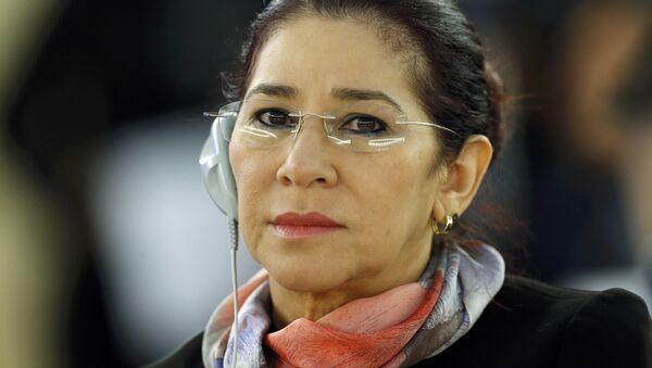 Cilia Flores, primera dama venezolana - Sputnik Mundo