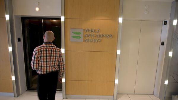 La sede de la Agencia Mundial Antidopaje (archivo) - Sputnik Mundo