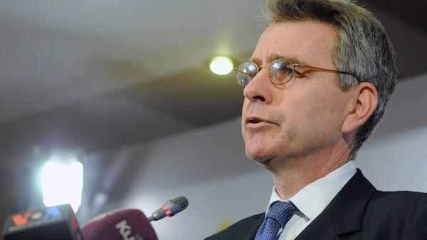 Geoffrey Pyatt, el embajador de EEUU en Ucrania - Sputnik Mundo