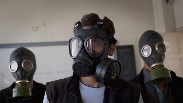 La ONU y la OPAQ lanzan Mecanismo Conjunto de Investigación sobre armas químicas en Siria - Sputnik Mundo