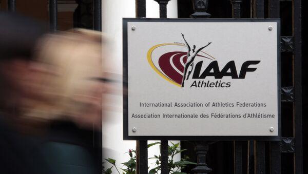 Sede del Consejo de la Federación Internacional de Atletismo (IAAF) - Sputnik Mundo