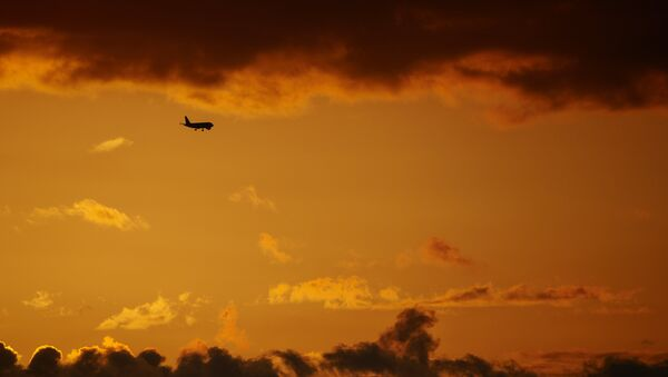 Avión aterriza en el aeropuerto de Sochi - Sputnik Mundo