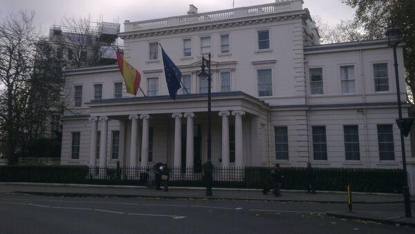 Embajada de España en Londres - Sputnik Mundo