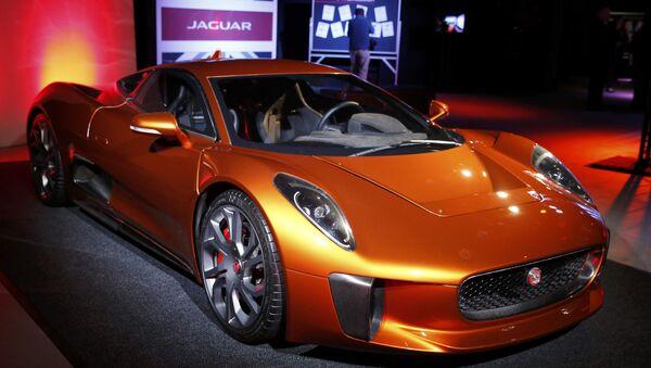 Las novedades más sensacionales del Salón del Automóvil de Los Ángeles - Sputnik Mundo