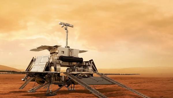 Proyecto ЕxoМars-2016 - Sputnik Mundo