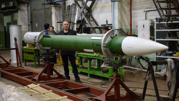Misiles Buk en primer plano - Sputnik Mundo