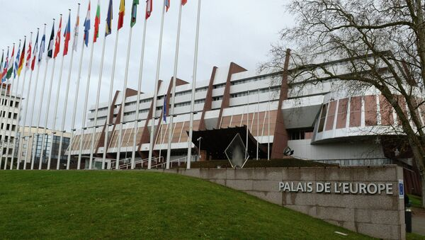 Building of the Parliamentary Assembly Council of Europe (PACE) in Strasbourg, France - Sputnik Mundo