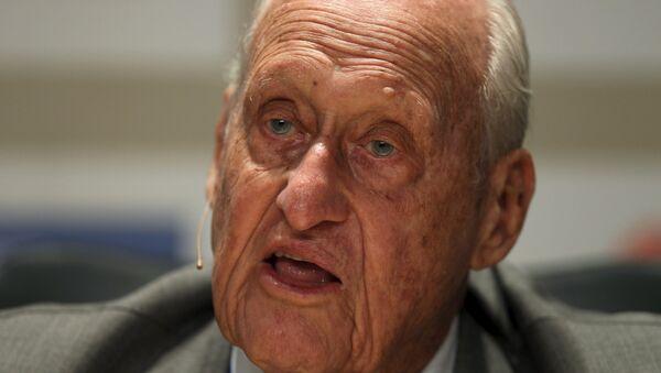 Joao Havelange, el expresidente de la FIFA - Sputnik Mundo