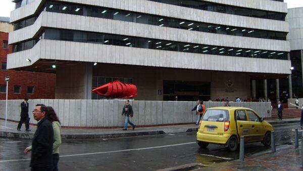 Procuraduría General de la Nación centro Bogotá Colombia - Sputnik Mundo