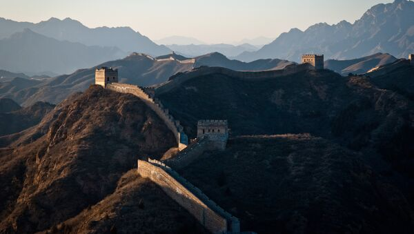 La Gran Muralla China - Sputnik Mundo