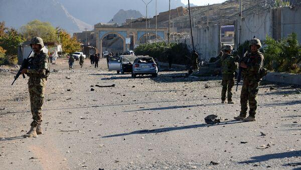 La situación en Afganistán - Sputnik Mundo