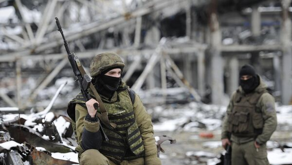 Milicianos de la RPD - Sputnik Mundo