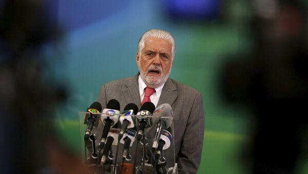 Jaques Wagner, ministro de Casa Civil de la República de Brasil - Sputnik Mundo