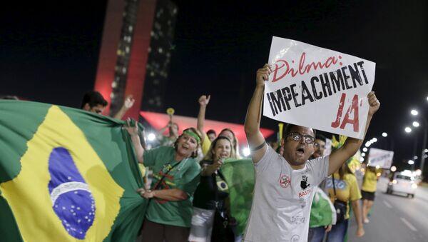 Casos de corrupción se agrandan para atacar a Gobiernos progresistas, dice senador chileno - Sputnik Mundo