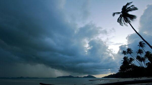 Una playa en Tailandía - Sputnik Mundo