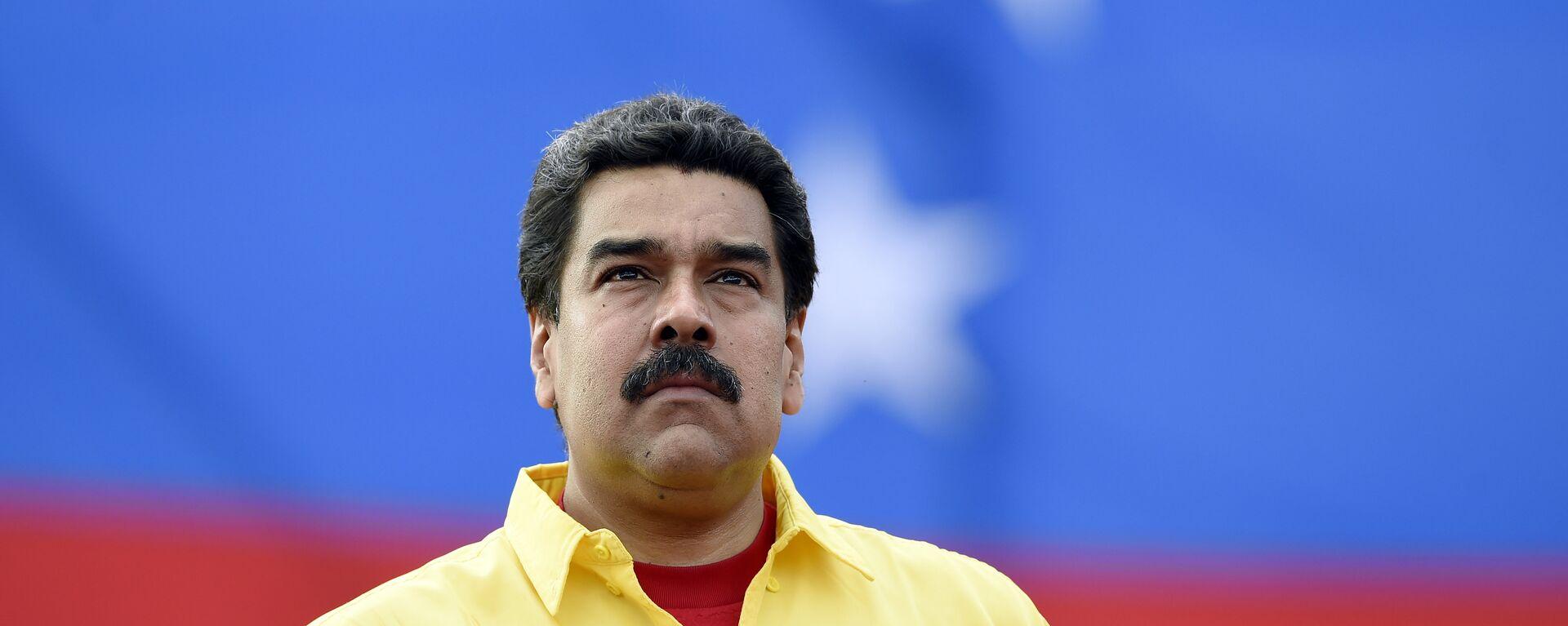 Venezuelan President Nicolas Maduro - Sputnik Mundo, 1920, 04.04.2021