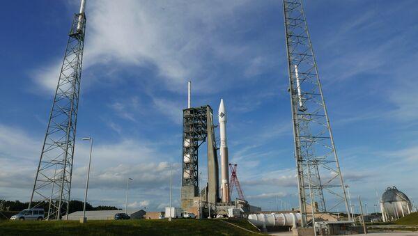 Cohete Atlas V (archivo) - Sputnik Mundo