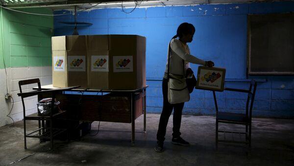 Elecciones en Venezuela (archivo) - Sputnik Mundo