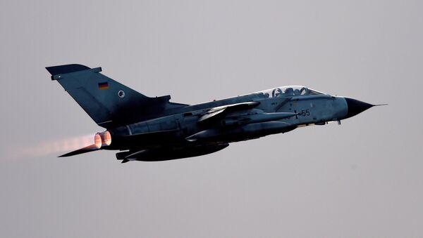 Avión Tornado de la Fuerza Aérea de Alemania - Sputnik Mundo
