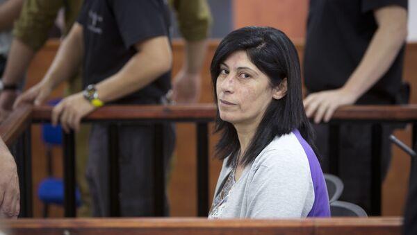Diputada palestina, Jalida Yarrar - Sputnik Mundo