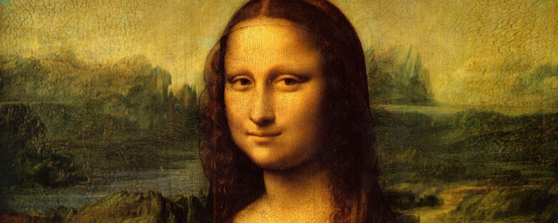 The Mona Lisa - Sputnik Mundo, 1920, 20.08.2021