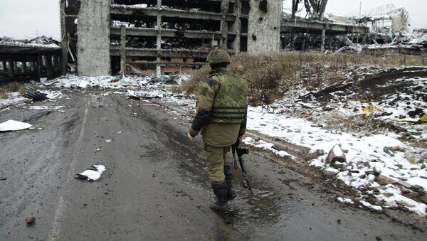 Grupo de Contacto para Ucrania constata deterioro de la situación en Donbás - Sputnik Mundo