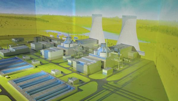 Turkey's first nuclear power plant Akkuyu - Sputnik Mundo