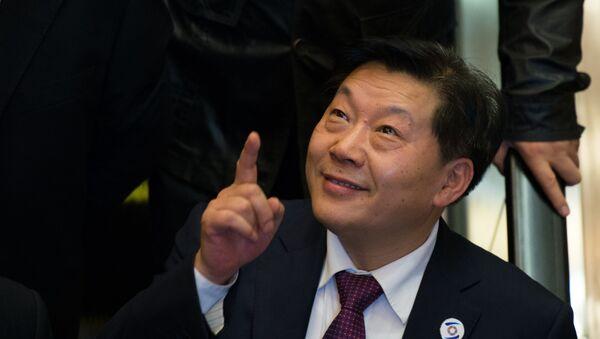 Lu Wei, el máximo responsable de regular los contenidos de internet en China - Sputnik Mundo