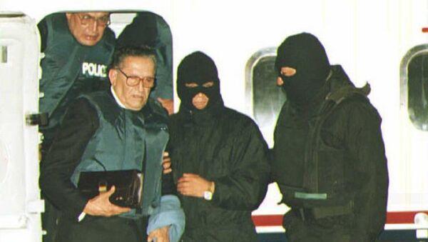 Luis García Meza, ex presidente de Bolivia (1980-1981) (Archivo) - Sputnik Mundo
