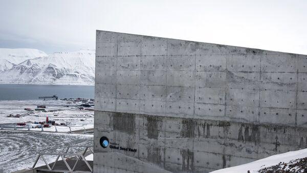 Banco Mundial de Semillas de Svalbard - Sputnik Mundo