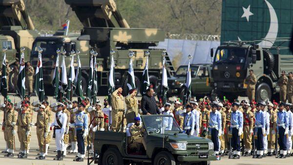 Militares de Pakistán - Sputnik Mundo