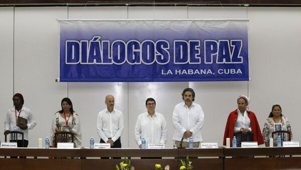 Acuerdo entre el Gobierno y las FARC sobre víctimas es una burla - Sputnik Mundo
